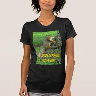 Eichhörnchen-Power! T Shirt