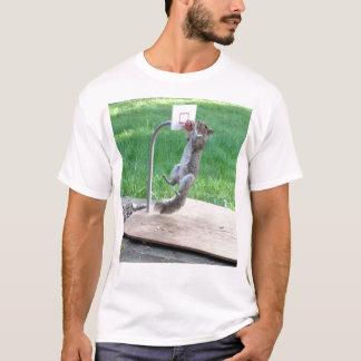 Eichhörnchen-Slam Dunk T-Shirt