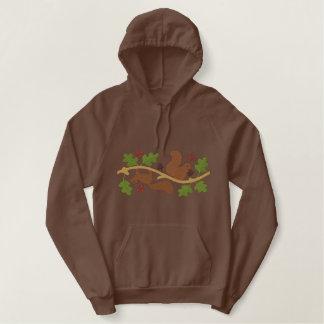 Eichhörnchen-Spiel Hoodie