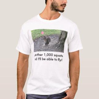 Eichhörnchen-T - Shirt-Titel: Andere 1000 Hocken T-Shirt