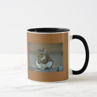 Eichhörnchen-Tasse Tasse