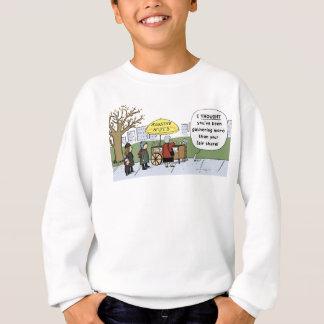 Eichhörnchen-Unternehmer Sweatshirt