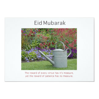 Eid Mubarak 12,7 X 17,8 Cm Einladungskarte