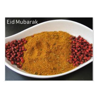 Eid Mubarak Gruß 12,7 X 17,8 Cm Einladungskarte