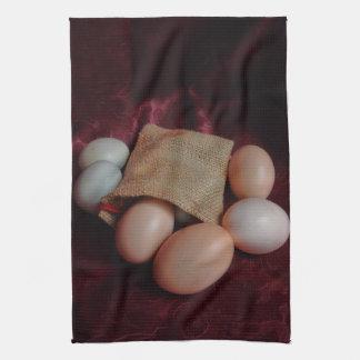 Eier Handtuch