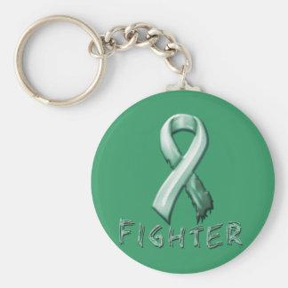 Eierstockkrebs-Kämpfer Schlüsselband