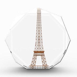 Eiffel-Turm-Cartoon Auszeichnung