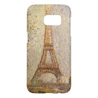 Eiffel-Turm durch Georges Seurat, Vintage feine