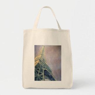 Eiffel-Turm-Taschen-Tasche Tragetasche