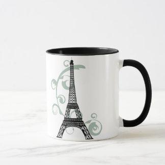 Eiffel-Turm-Tasse Tasse