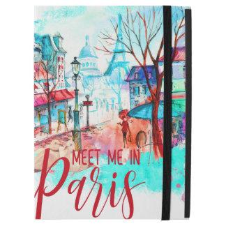 Eiffel-Turm treffen mich im
