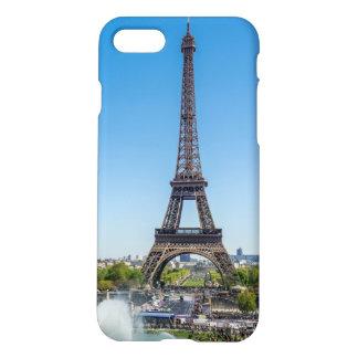 Eiffelturm an einem sonnigen Tag, von Trocadero iPhone 8/7 Hülle