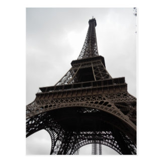 Eiffelturm (Ausflug Eiffel) Paris, Frankreich Postkarte