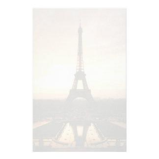 Eiffelturm Briefpapier