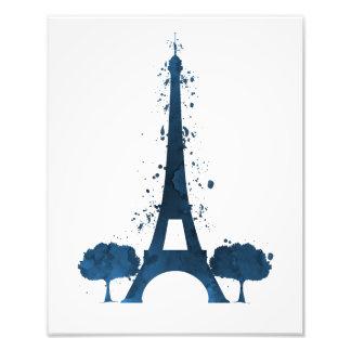 Eiffelturm Fotodruck