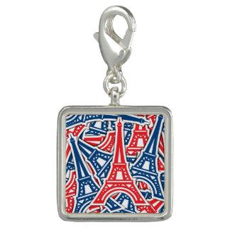 Eiffelturm, Frankreich-Muster Foto Charm