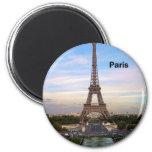 Eiffelturm Frankreichs Paris (durch St.K) Kühlschrankmagnet