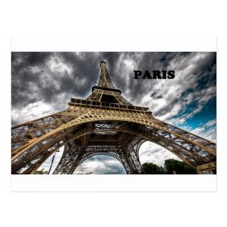 Eiffelturm Frankreichs Paris (durch St.K) Postkarten