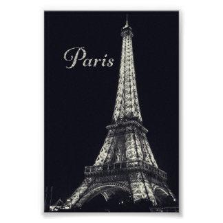 Eiffelturm in Paris Fotodruck