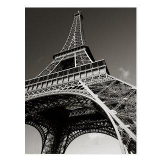Eiffelturm in Paris Postkarte