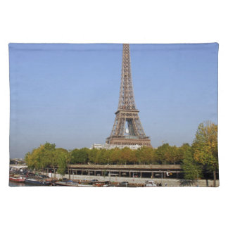 Eiffelturm in Paris Tischset