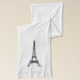 Eiffelturm kundengerecht schal