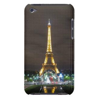 Eiffelturm nachts, Paris iPod Case-Mate Hülle