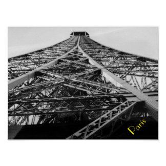 Eiffelturm, Paris, Frankreich Poster
