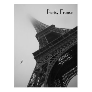 Eiffelturm, Paris Frankreich Postkarte