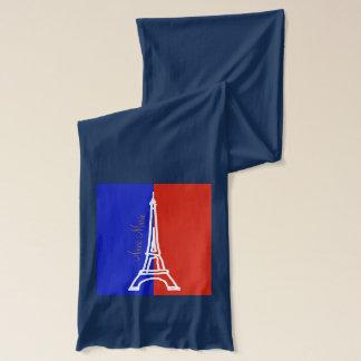 Eiffelturm Paris Frankreich Schal