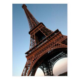 Eiffelturm-Postkarte Postkarten