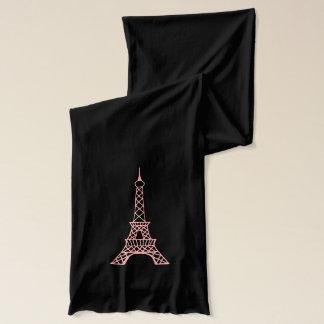 Eiffelturm-Schal-Geschenk des Paris der Frauen Schal