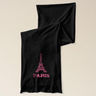 Eiffelturm-Schal Schal