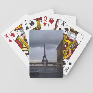 Eiffelturm-Spielkarten Spielkarten