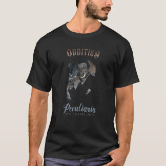 Eigenartigkeiten und Peculiaria: Langer Stoßzahn T-Shirt