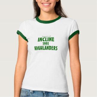 Eigentum der Neigungs-Hochländer T-Shirt