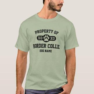 Eigentum [des Hundezucht-] T - Shirt