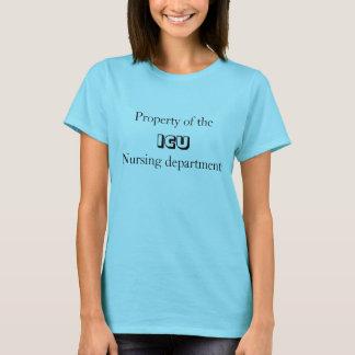 Eigentum des ICU T-Shirt