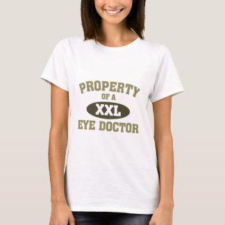 Eigentum eines Augenarztes T-Shirt