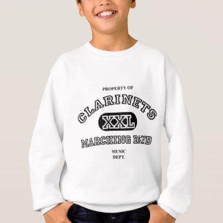 Eigentum von Clarinets Sweatshirt