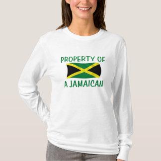 Eigentum von einem jamaikanischen T-Shirt
