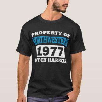 Eigentum von F/V nordwestlich T-Shirt