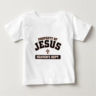 Eigentum von Jesus Baby T-shirt