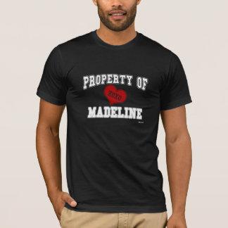 Eigentum von Madeline T-Shirt