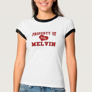 Eigentum von Melvin T-Shirt