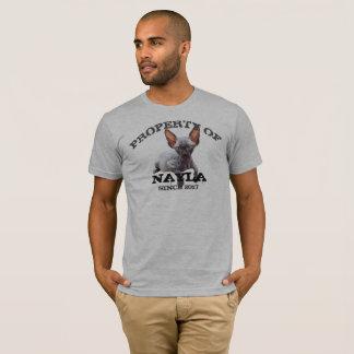 Eigentum von Nayla T-Shirt