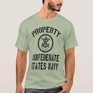 Eigentums-verbündete Staats-Marine T-Shirt
