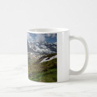 Eiger, die Schweiz - Tasse
