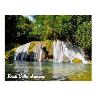 Eile-Fälle, Jamaika Postkarte