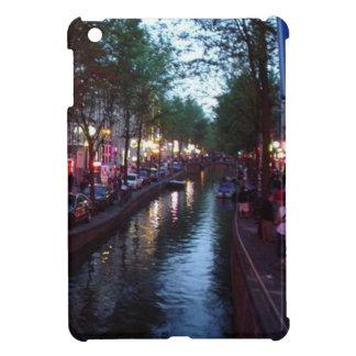 Ein Abend in Amsterdam iPad Mini Hülle